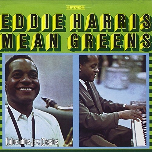 Eddie Harris Mean Greens