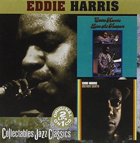 Eddie Harris Live At New Port Instant Death 2 On 1