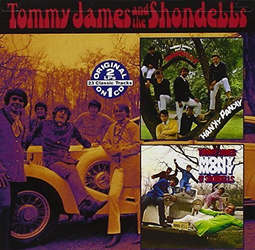 Tommy James & The Shondells Hanky Panky Mony Mony 2 On 1