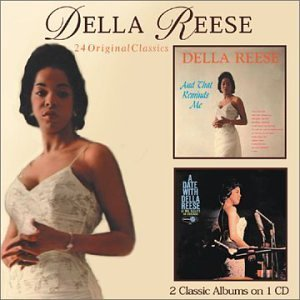 Della Reese And That Reminds Me A Date Wit 2 On 1