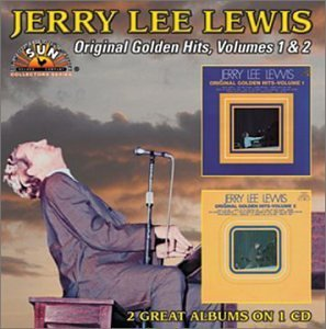 Jerry Lee Lewis Vol. 1 2 Original Golden Hits