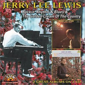 Jerry Lee Lewis Rockin' Rhythm & Blues Golden 2 On 1