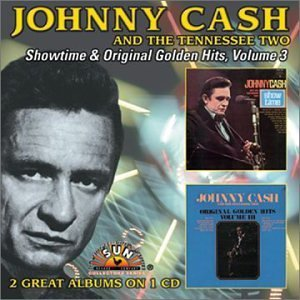 Johnny Cash Showtime Original Golden Hits Feat. Tennessee Two 2 On 1