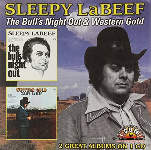 Sleepy Labeef Bull's Night Out Western Gold 2 On 1