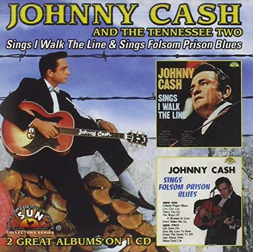Johnny Cash Sings I Walk The Line Sings Fo 2 On 1