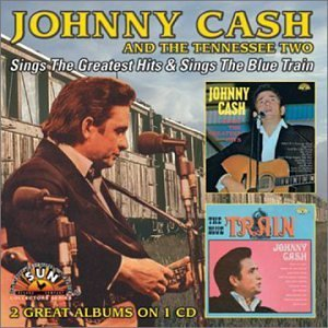 Johnny Cash Sings The Greatest Hits Sings 2 On 1