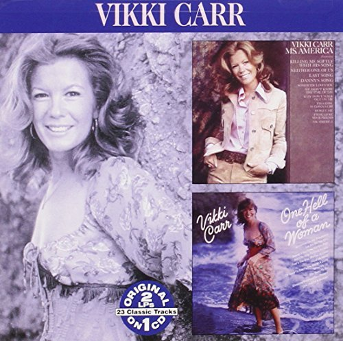 Vikki Carr Ms. America One Hell Of A Woma