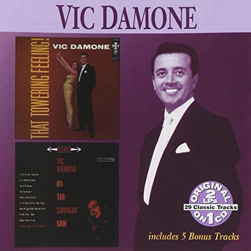 Vic Damone That Towering Feeling On The S 2 On 1