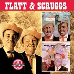 Flatt & Scruggs Hard Travelin' Final Fling 2 On 1