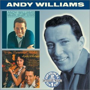 Andy Williams Million Seller Songs To You Sw 2 On 1