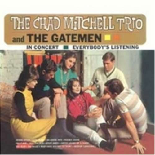 Chad Trio & The Gatem Mitchell In Concert Everybody's Talking