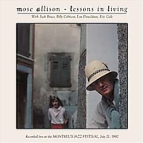 Mose Allison Lessons In Living