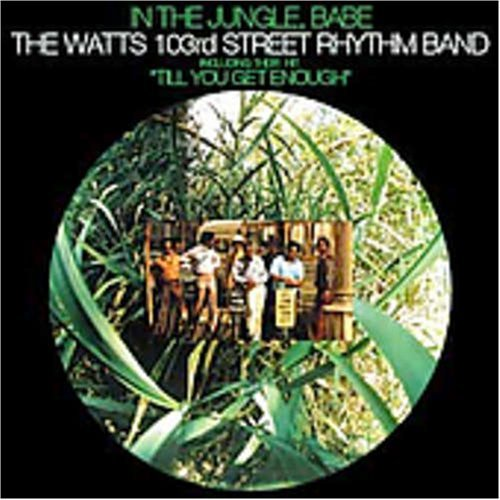 Watts 103rd Street Rhythm Band Jungle Babe