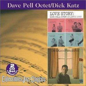 Pell Katz Love Story Piano & Pen 2 CD