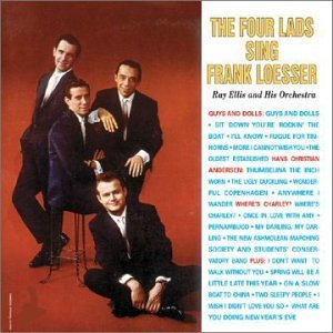 Four Lads Sings Frank Loesser