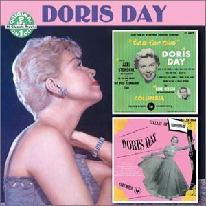 Doris Day Tea For Two Lullaby On Broadwa 2 On 1