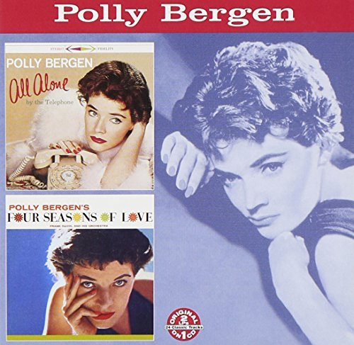 Polly Bergen All Alone By The Telephone Fou 2 On 1