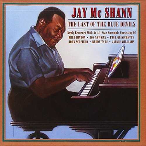 Jay Mcshann Last Of The Blue Devils