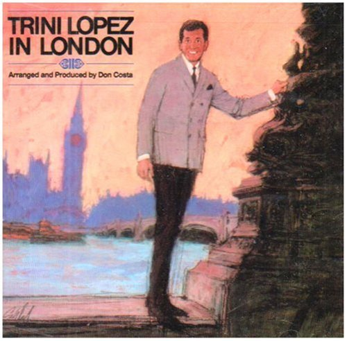 Trini Lopez In London