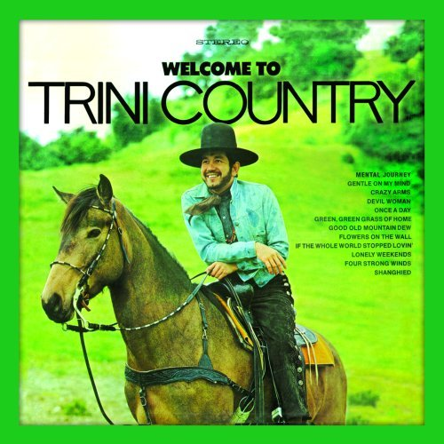 Trini Lopez Welcome To Trini Country