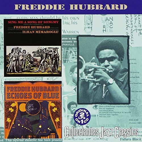 Freddie Hubbard Sing Me A Song Of Songmy Echoe 2 CD