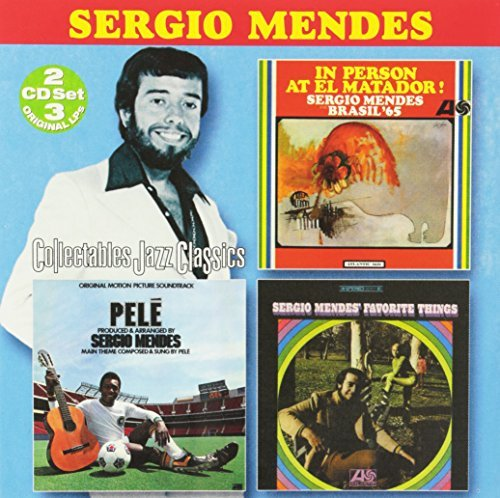 Sergio Mendes In Person Favorite Things Pele 2 CD