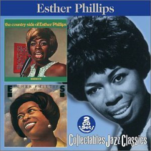 Esther Phillips Country Side Of Esther Set Me 2 CD