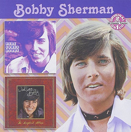 Bobby Sherman Here Comes Bobby With Love Bob 2 On 1