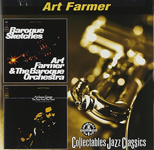 Art Farmer Baroque Sketches Time & Place 2 On 1