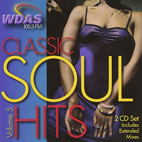 Wdas 105.3 Fm Vol. 5 Classic Soul Hits 2 CD