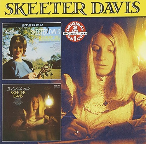 Skeeter Davis Blueberry Hills End Of The Wor 2 On 1