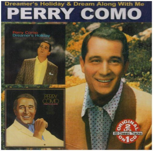 Perry Como Dream Along With Me Dreamer's 2 On 1