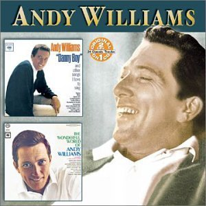 Andy Williams Danny Boy Wonderful World Of 2 On 1