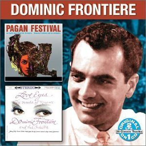 Dominic Frontiere Pagan Festival Love Eyes 2 On 1