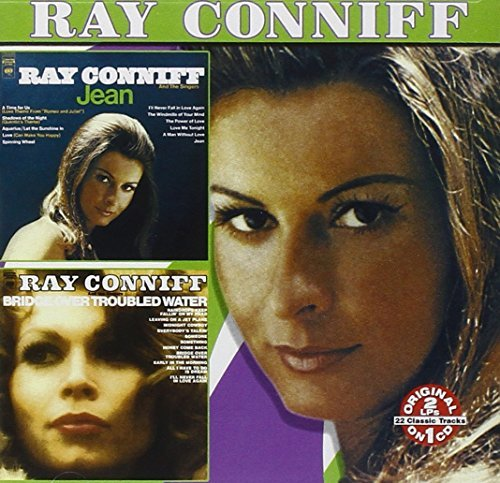 Ray Conniff Jean Bridge Over Troubled Wate 2 On 1