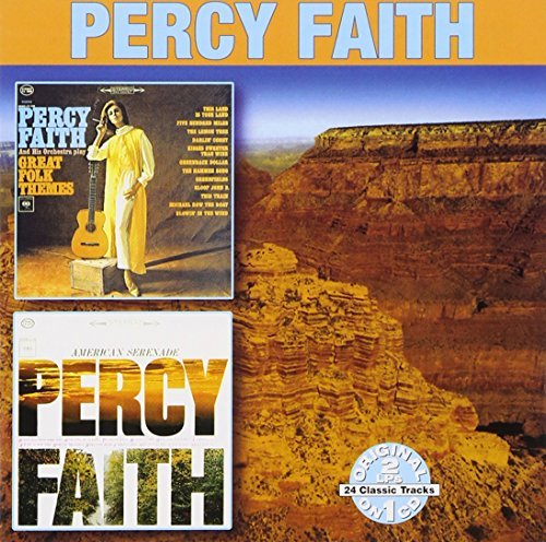 Percy Faith Great Folk Themes American Ser 2 On 1
