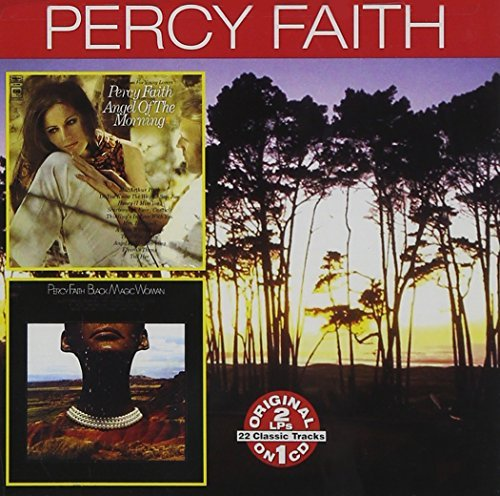 Percy Faith Angel Of The Morning Black 2 On 1