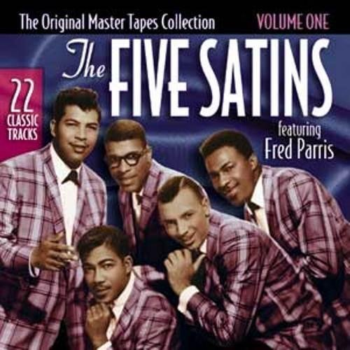 Five Satins Vol. 1 Original Master Tapes C
