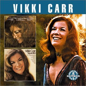 Vikki Carr Love Story Superstar 2 On 1