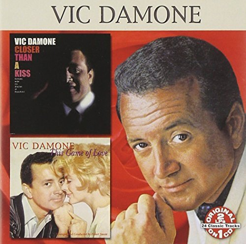 Vic Damone Closer Than A Kiss This Game O 2 On 1