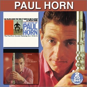 Paul Horn Sound Of Profile Of A Jazz Mus 2 CD