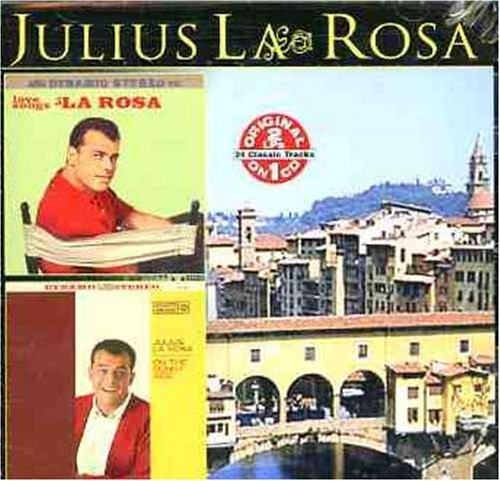 Julius Larosa Love Songs Ala Rosa On The Sun 2 On 1