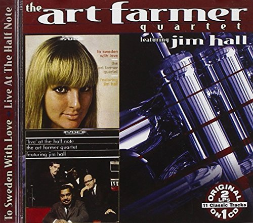 Art Farmer To Sweden With Love Live At Th 2 On 1
