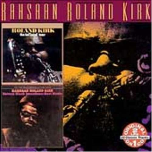 Roland Kirk Inflated Tear Natural Black In