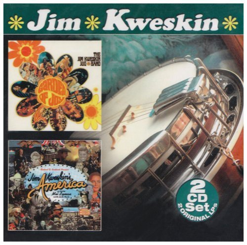 Jim Kweskin Garden Of Joy Jim Kewskin's Am 2 CD