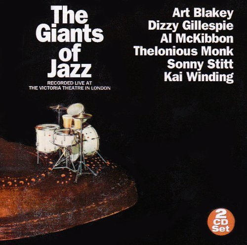 Dizzy Gillespie Giants Of Jazz 2 CD