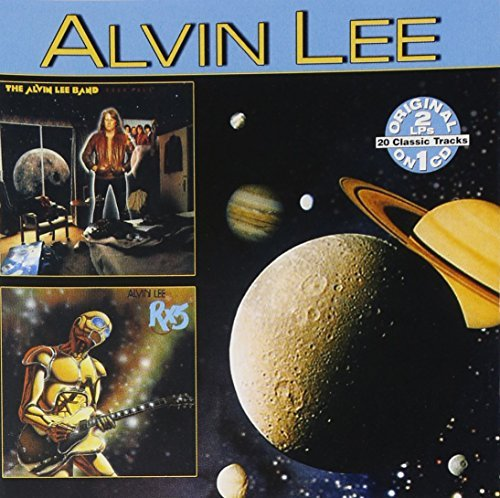 Alvin Lee Free Fall Rx 5
