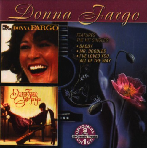 Donna Fargo On The Move Just For You