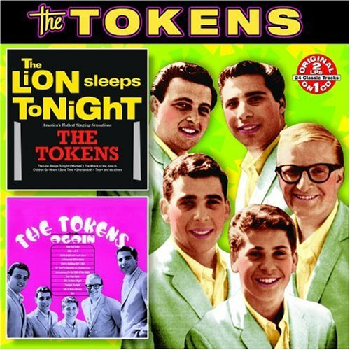 Tokens Lion Sleeps Tonight Tokens Aga 2 On 1