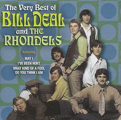 Bill & The Rondells Deal Very Best Of Bill Deal & The R